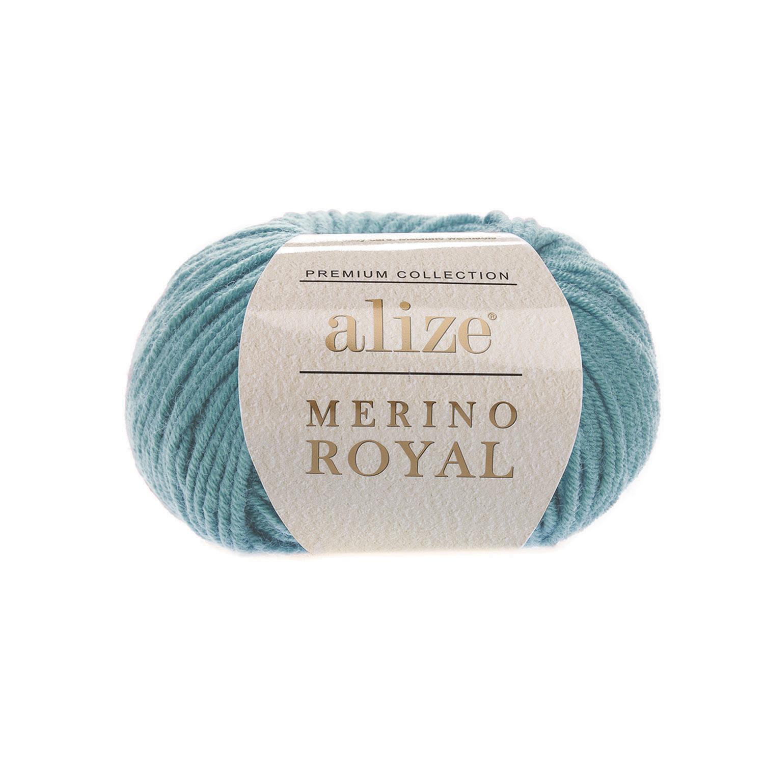 Merino Royal 462 лазурный