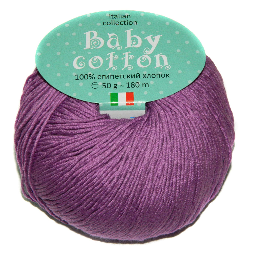 Baby cotton 29 фуксия